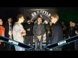 Gidras District Battle #3 Хроно VS КоМа