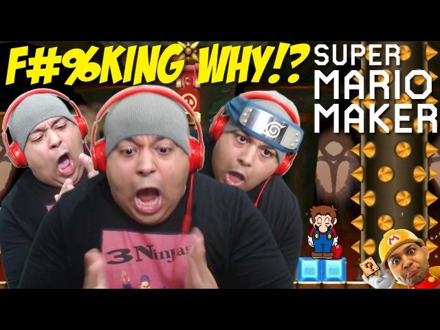 IM F %KING POSSIBLE SUPER MARIO MAKER 68