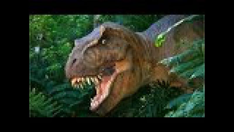 Битва гигантов. Сражения динозавров. Тиранозавр против рапторов. Документальны ...