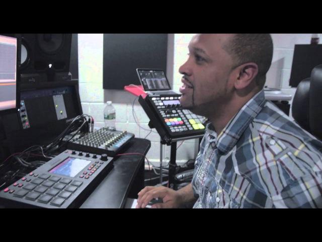 Meek Mill Producer Makes a Beat ON THE SPOT - Hellfire Beats ft Dre Skuffs