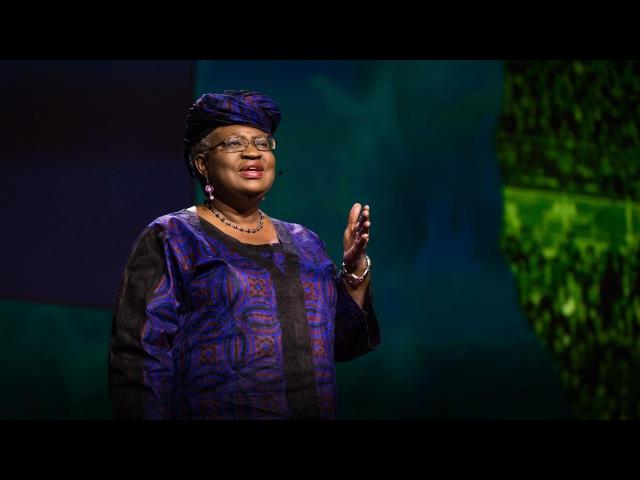 Как Африка сможет продолжить развиваться | Нгози Оконджо-Ивела
