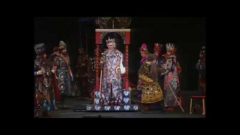 Rimsky-Korsakov: The Golden Cockerel - Bolshoi Theatre/Svetlanov (1989)
