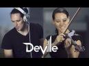 DeVille Electric Violin DJ Collab Chill House