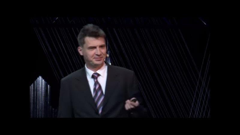 Старение это заболевание Михаил Батин TEDxSadovoeRing