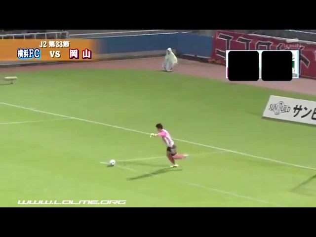 New World Record - Longest Head Goal 58.6 [57.8] meter HD different angles 2011