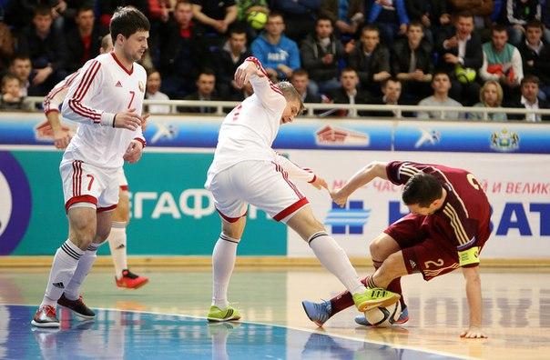 Сборная России завоевала путевку на чемпионат мира в Колумбии 4