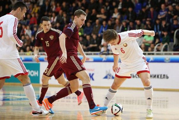 Сборная России завоевала путевку на чемпионат мира в Колумбии 5