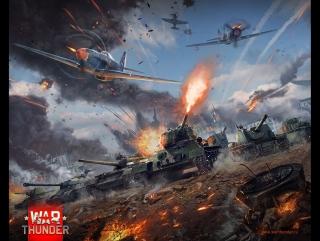 War Thunder (Вар Тандер) Танки. Ветка СССР. Быстрая прокачка.