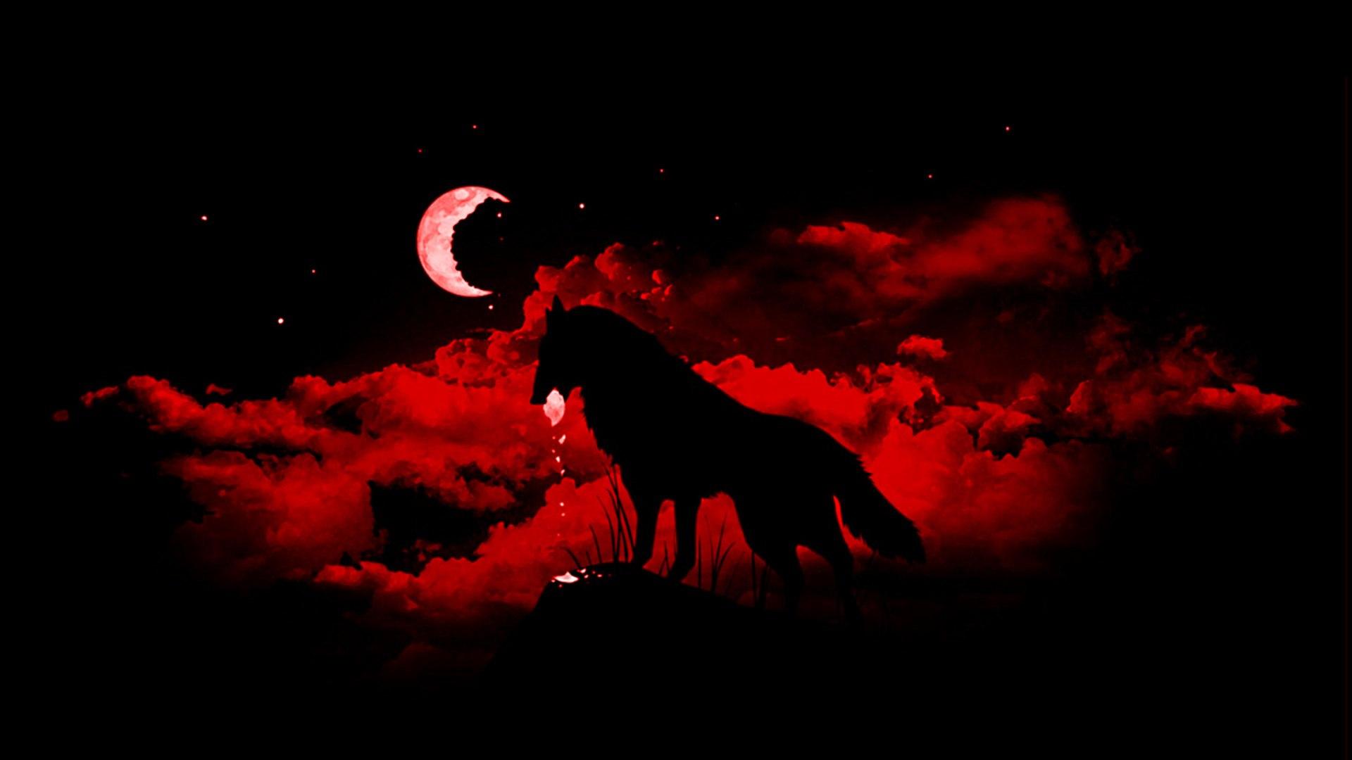 Черный волк со шрамами в хорошем качестве Обои на рабочий стол ... | 1080x1920