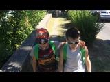 Прогулка у озера Балатон в городе Тихань в Венгрии! Спортивные сборы по БАСКЕТБОЛУ в Венгрии!!! :)
