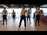4 minute tabata _ workout focus on abs