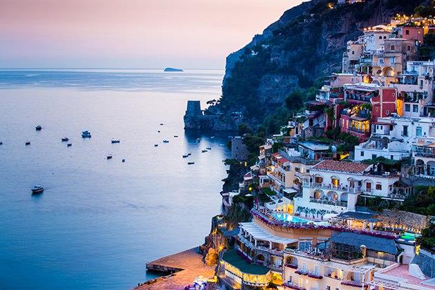 Италия. Свадебное путешествие.
