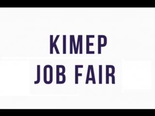 KIMEP Job Fair!