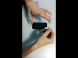 Профессиональная проклейка защитного стекла iPhone 5s