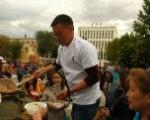 «Ростелеком» в День Победы организовал солдатскую кухню