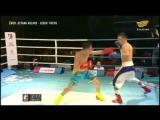Олжас Сәттібаев - Аброржон Кодиров, WSB, Astana Arlans - Uzbek Tigers