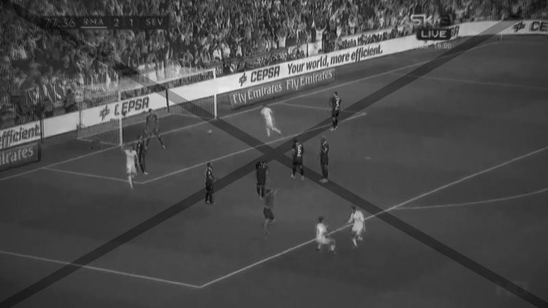 Гол Роналду Севилье | DR7 |