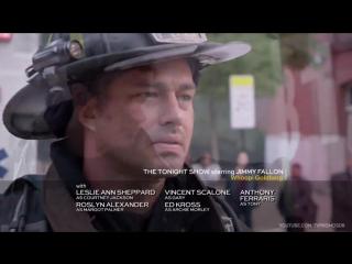 Пожарные Чикаго \ Chicago Fire - 5 сезон 5 серия Промо I Held Her Hand (HD)