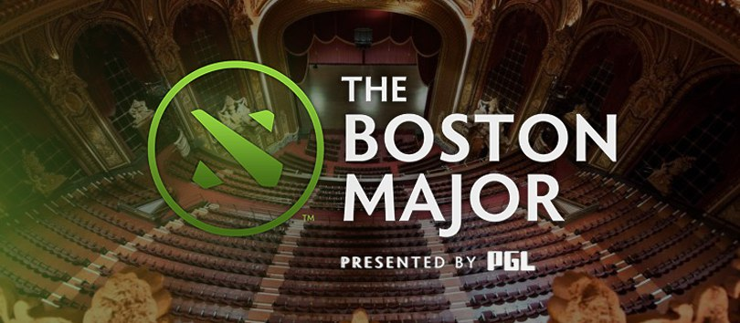 Итоги группового этапа The Boston Major.