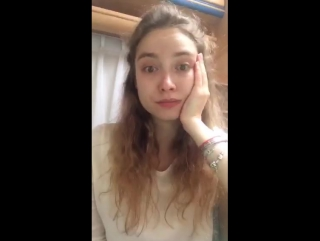 Юлия Маргулис on periscope 14.07.2016. Утро доброе 🙄