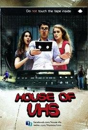 Дом видеокассеты / House of VHS (2016)