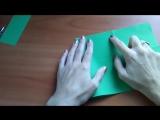 Объемная Открытка Книжка Своими Руками в Подарок на День Рождения, 8 Марта, День