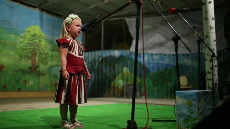 Дети о России о Русской Земле ! Потому что Русский я по духу! Патриотическое воспитание (1)