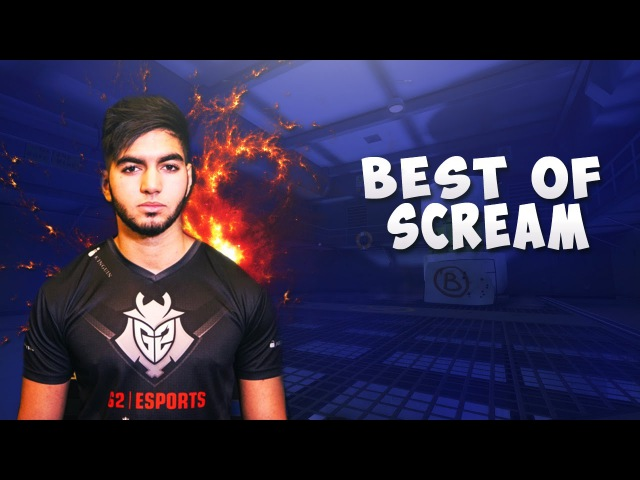 CS:GO - BEST OF ScreaM (CRAZY PLAYS, INSANE SHOTS, FUNNY MOMENTS, STREAM HIGHLIGHTS MORE!)
