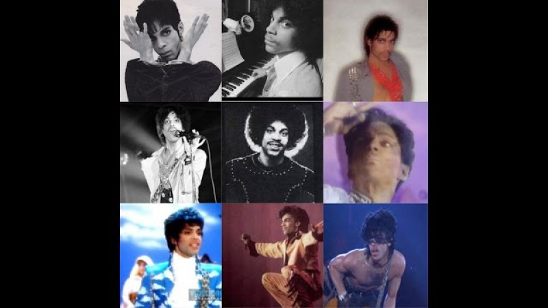 Prince - Ultimate Piano Collection Live (Medleys and Solo's)