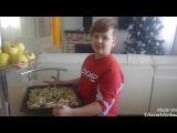 Как приготовить пиццу? Даник 9 лет готовит пиццу сам)) г. Несвиж.