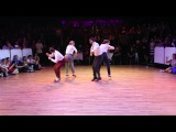 RTSF 2014 - William &amp Maeva, Max &amp Pamela - Lindy Hop Routine
