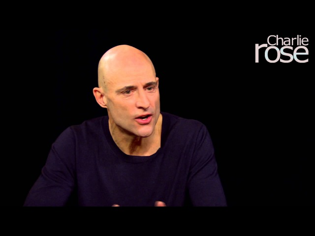 Mark Strong: What's the point of theater?