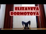Elizaveta Bormotova - Aerial hoop, Chair dance, Contortion