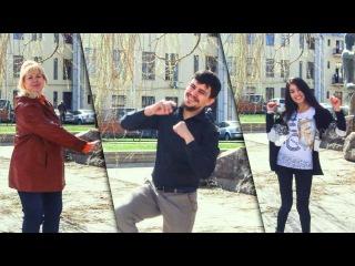 50 случайных минчан показали свои любимые танцевальные движения
