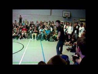Bboy Blue Judges Showcase 2016