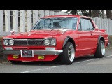 Skyline Hakosuka KGC10 for sale JDM EXPO (9602, s7988)