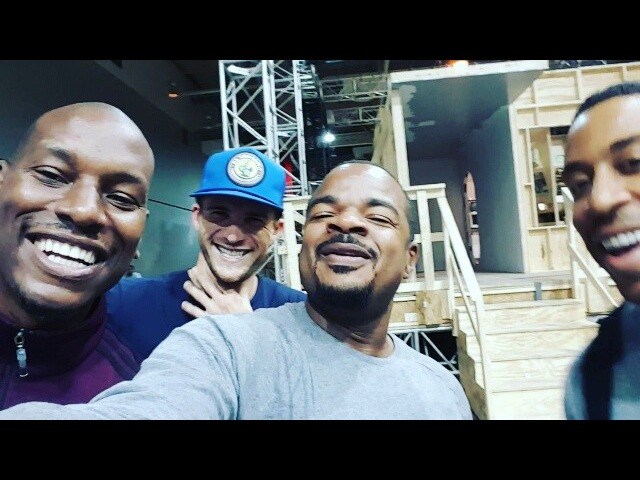 """F Gary Gray on Instagram: """"Second day of rehearsals f8 ."""