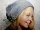 Основные правила живописи портрета маслом на холсте. Урок с Сергеем Гусевым.