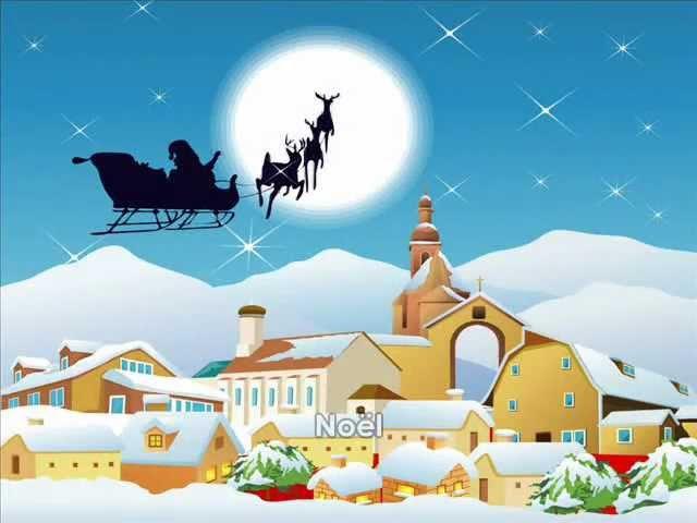 Noël c'est comme un rythme de jazz sous titré en français