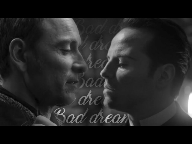 Bad dreams; ✖ moriarty/moran