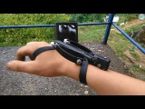 How To Make a Wrist Mounted Crossbow | Assassin's Creed Style