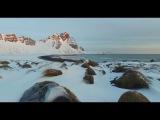 Фантастическая красота зимней Исландии