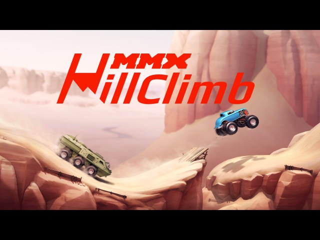 MMX Hill Dash - OUT NOW
