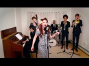 Swing Cover by Robyn Adele Anderson - Smells Like Teen Spirit (Nirvana)