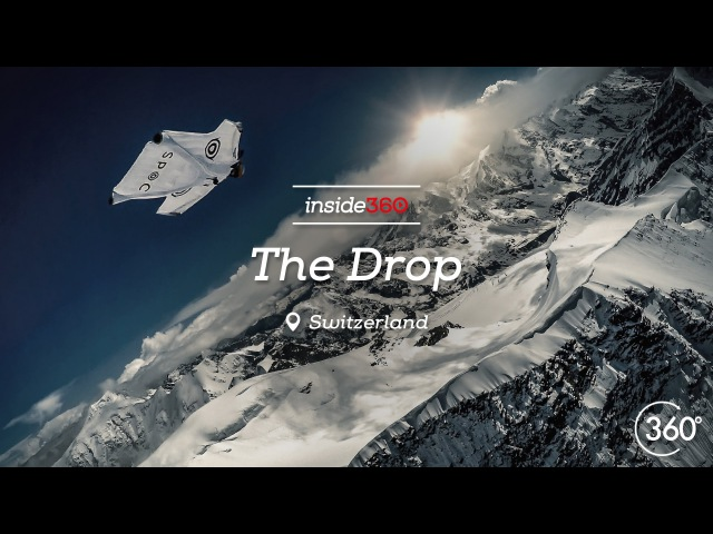The Drop - A Cinematic VR Wingsuit Experience