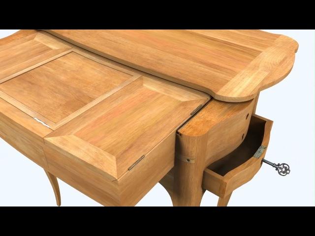 Этому столу из дерева 200 лет! И он восхитителен! 'njve cnjke bp lthtdf 200 ktn! b jy djc[bnbntkty!