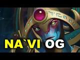 NAVI vs OG - ESL One Frankfurt Dota 2