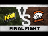 WATCH FIRST: FINAL FIGHT - Na`VI vs VP @ ESL One Frankfurt 2016