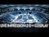 Live Impressions 2.0 + Cosplay ESL One Frankfurt 2016 Dota 2