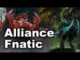 Alliance vs Fnatic - 6.88 Terrorblade Meta ESL ONE Frankfurt Dota 2